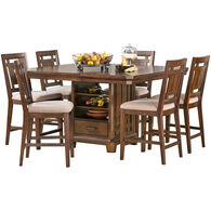 Broyhill Estes Park 5Pc Counter Set