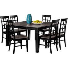 Kinston Gray 5 Piece Dining Set