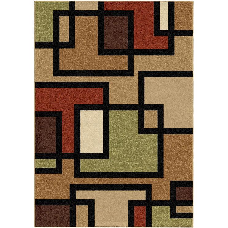 Four Seasons Turner Multi 8 x 11 Rug