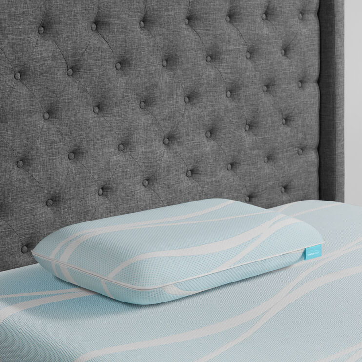 Tempur Breeze King ProLo Cooling Pillow