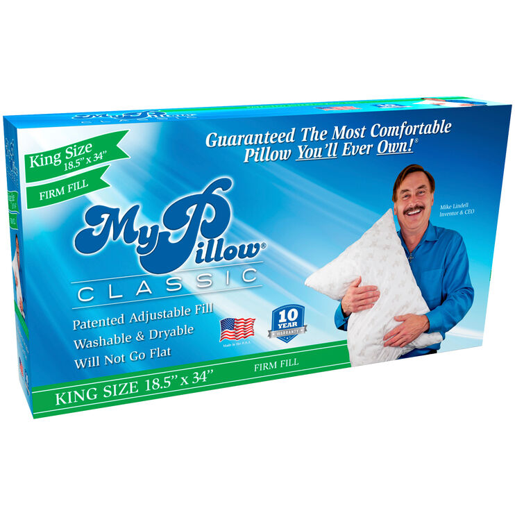 Classic King Firm Pillow