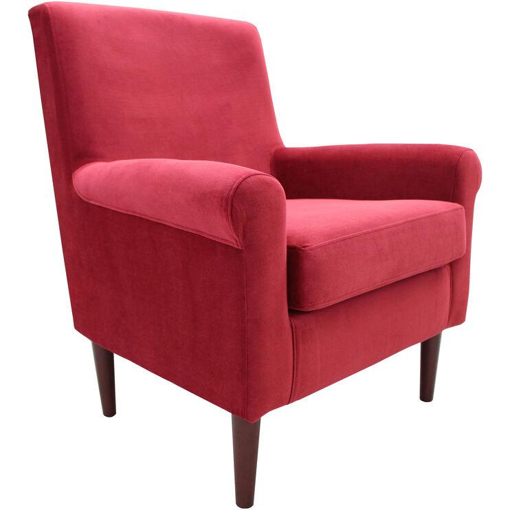 Ellis Berry Accent Chair