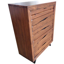 Dana Point Rustic Brown Chest