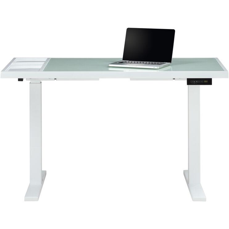 Baraga White Desk