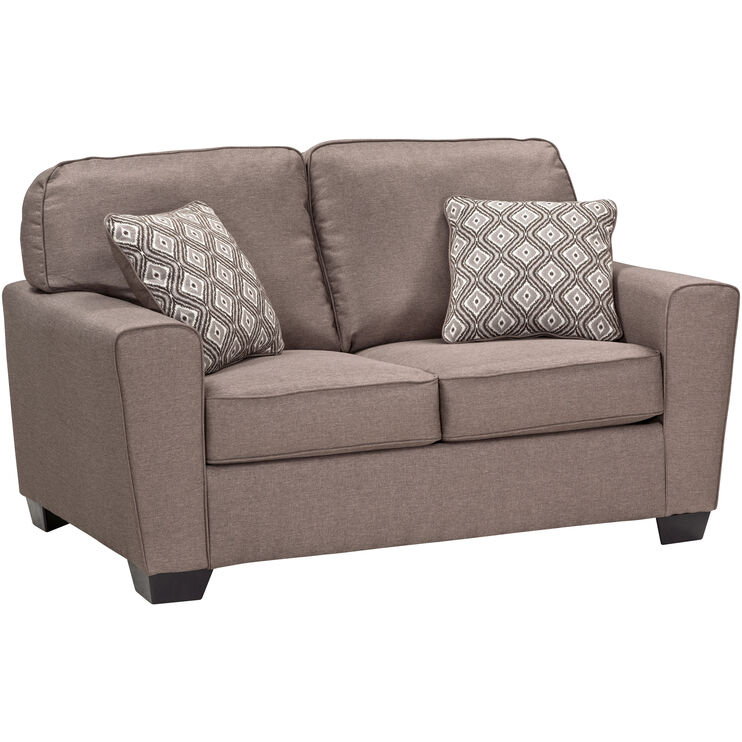 Wales Cashmere Loveseat