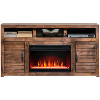 Sausalito 62 Inch Fireplace Console