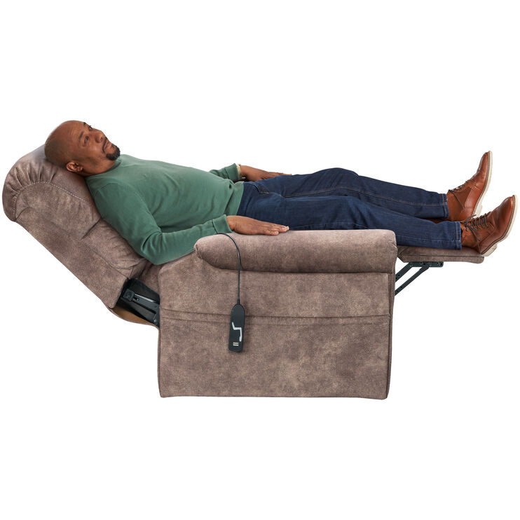 Copper Tanner Lift Chair Recliner