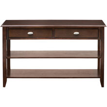 Radcliffe Merlot Console Table