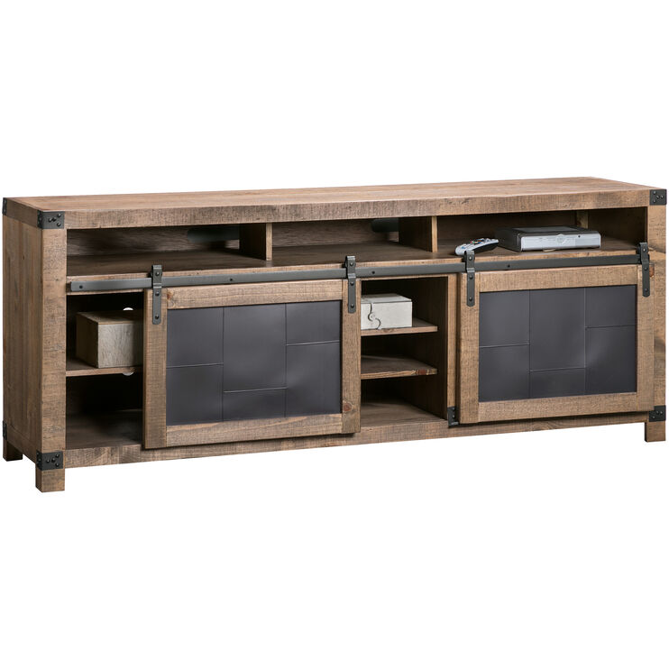 Mojo Driftwood 74 Inch Console