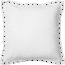 Whitney White Pillow