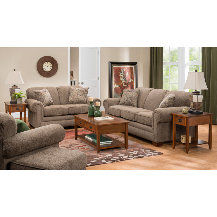 Tenor Brown Sofa