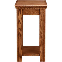 Chambers Golden Oak Chairside Table