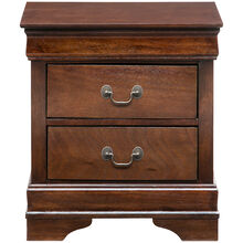 Yorkshire Brown Cherry Nightstand