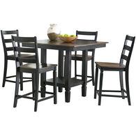 Glennwood 5 Piece Counter Dining Set