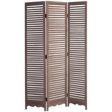 Farmhouse Brown Tuscan Screen