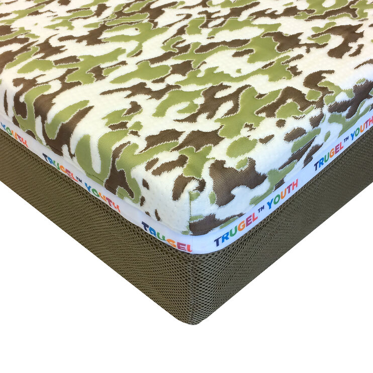 Ranger Full Camo Memory Foam Mattress