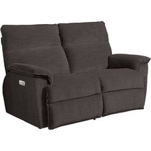Jay Gray Power Reclining Loveseat