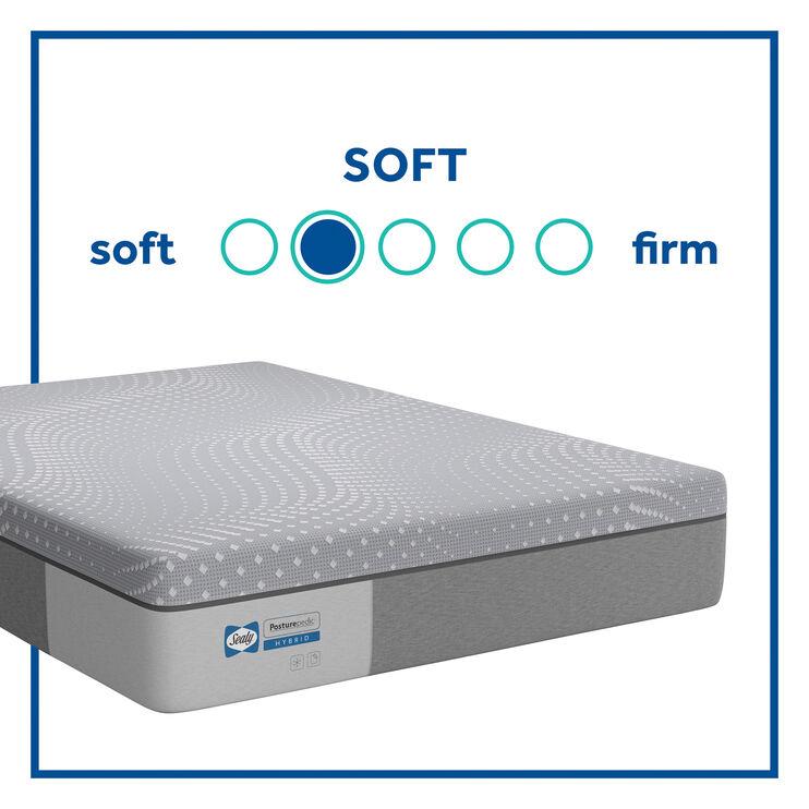 Lacey Soft Hybrid Full Mattress
