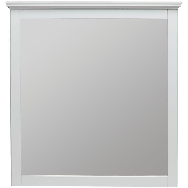 Bostwick Shoals White Mirror
