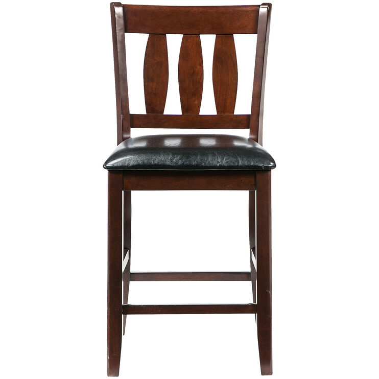 Marabela Medium Cherry Counter Chair