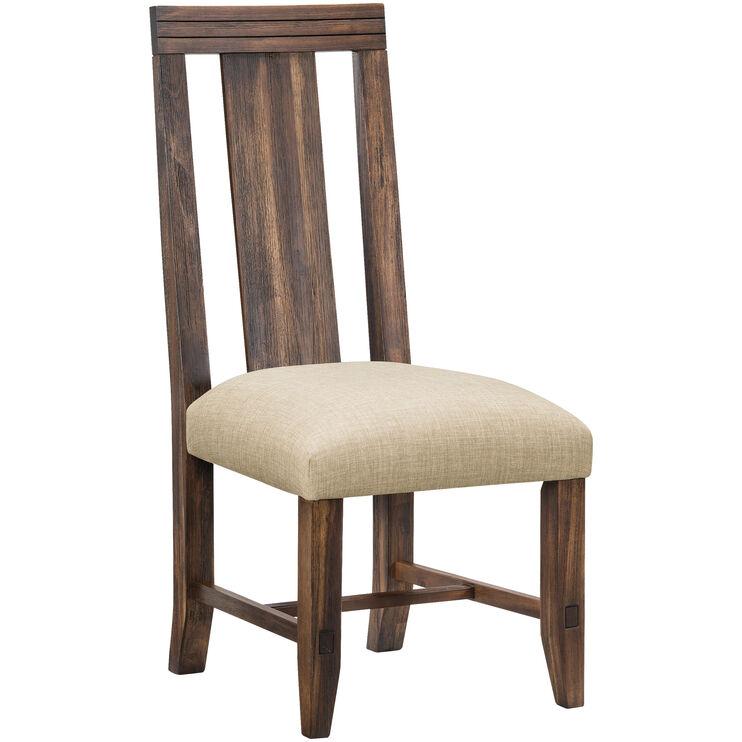 Prairie Brown Chair