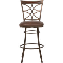 Jasper 30 Inch Brown Counter Stool