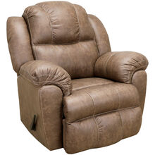 Rufford Tan Rocker Recliner