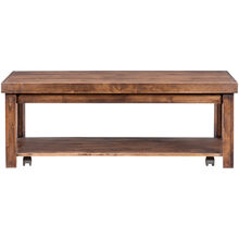 Sausalito Brown Coffee Table