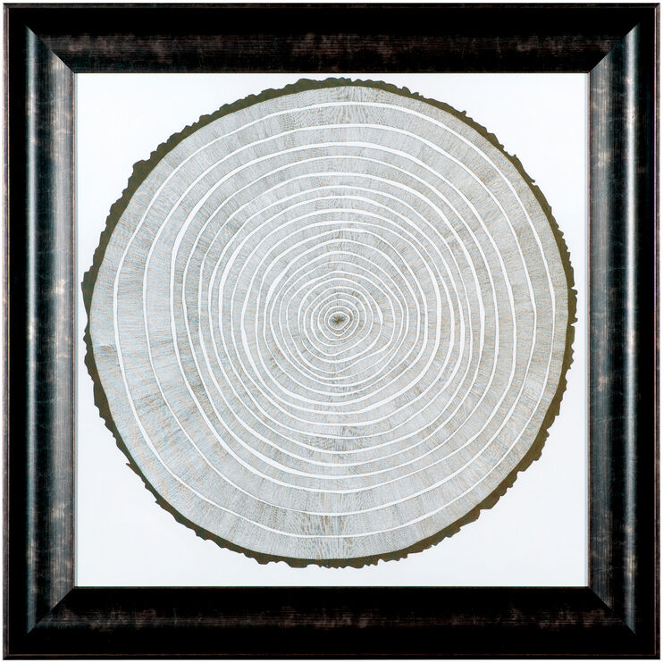Tree Theory Cross Cuts Wall Art