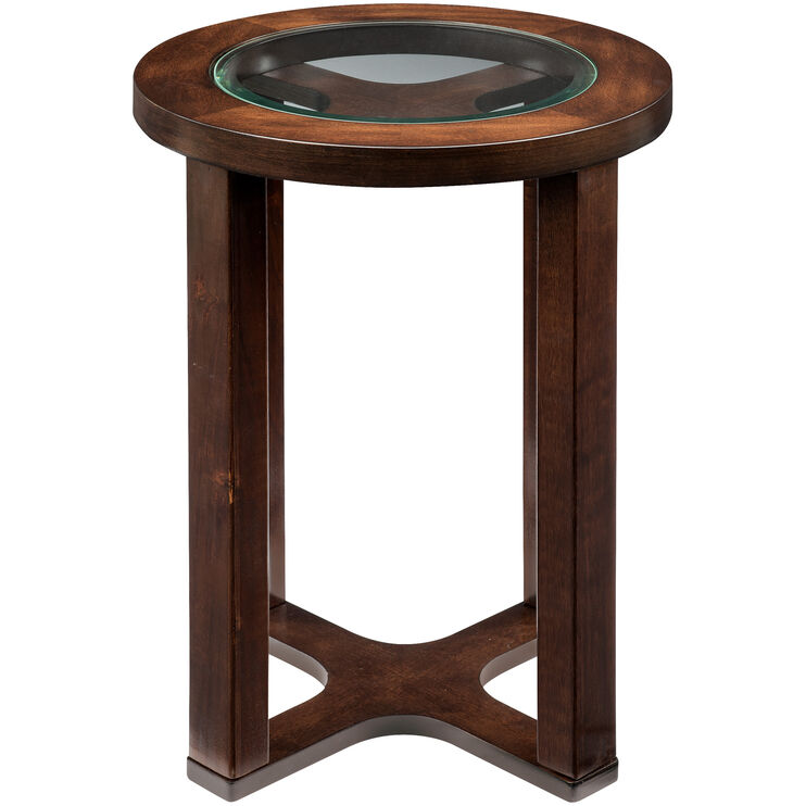 Marion Round Chairside Table