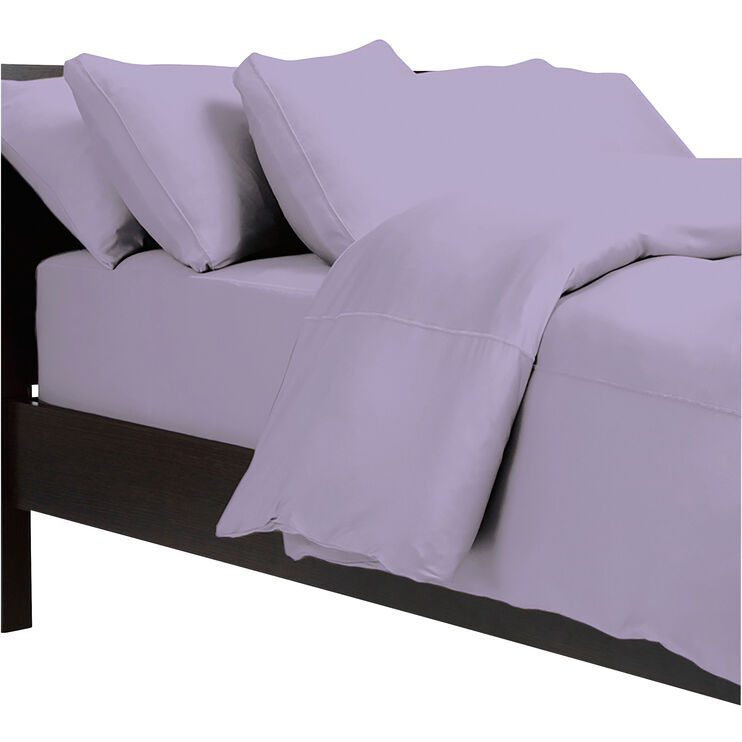 SHEEX Aero Fit Lavender Queen Cooling Duvet Cover