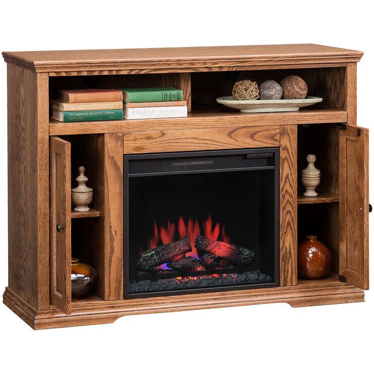 Chambers 48 Inch Fireplace Console