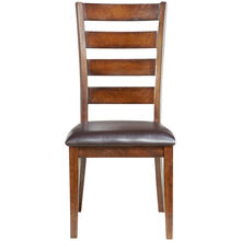 Kona Raisin Ladder Back Chair