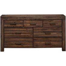 Prairie Brown Dresser