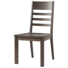 Salem Gray Side Chair