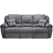 Burnaby Gray Pwr Recl Sofa