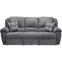Burnaby Gray Power Recl Sofa