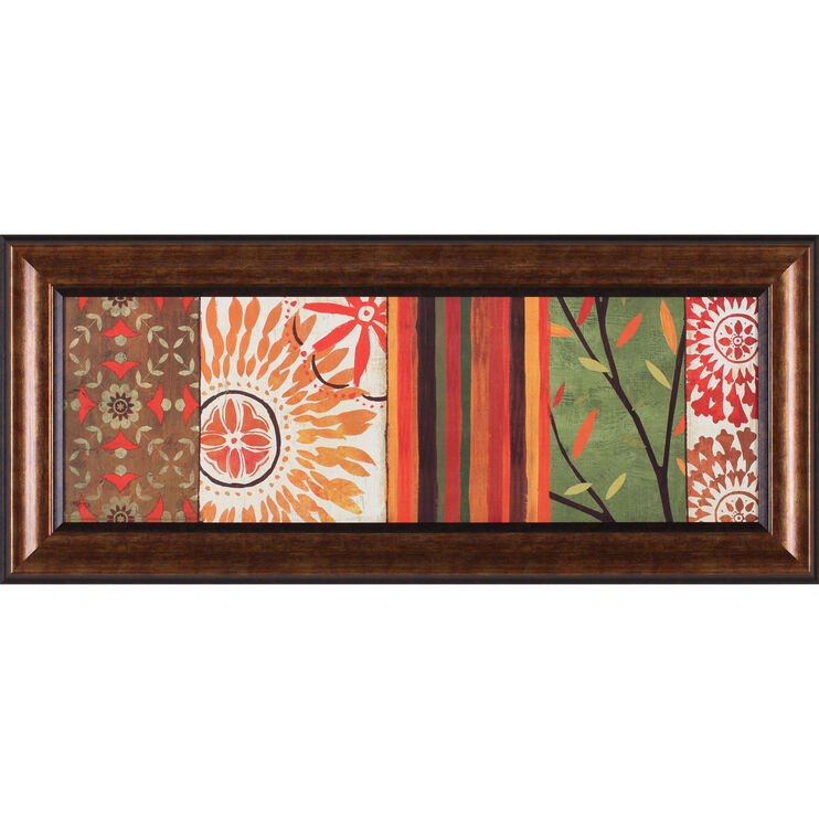Abstract Nature IV Framed Art