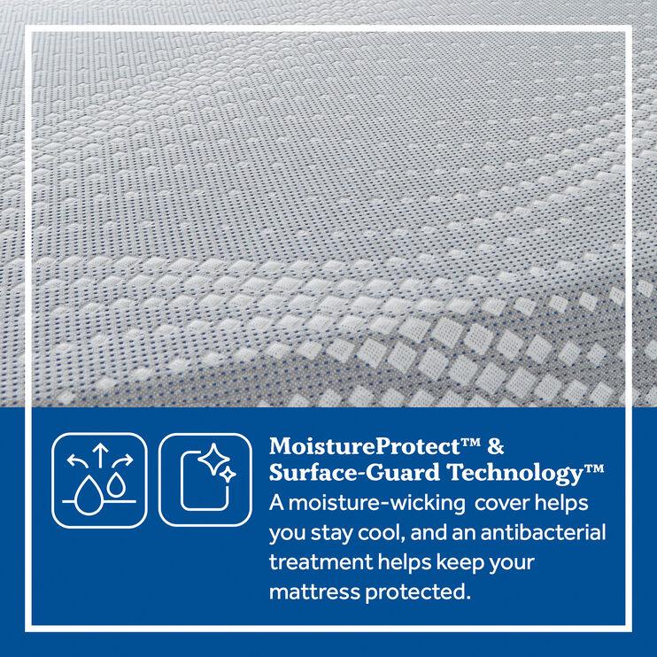 Sealy Posturepedic Medina Firm Memory Foam Twin Mattress