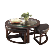 Marion Brown Coffee Table