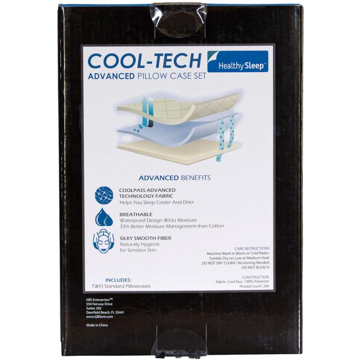 Queen Cream CoolTech Pillowcase