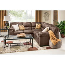 Redmond 2 Piece Coffee Sectional