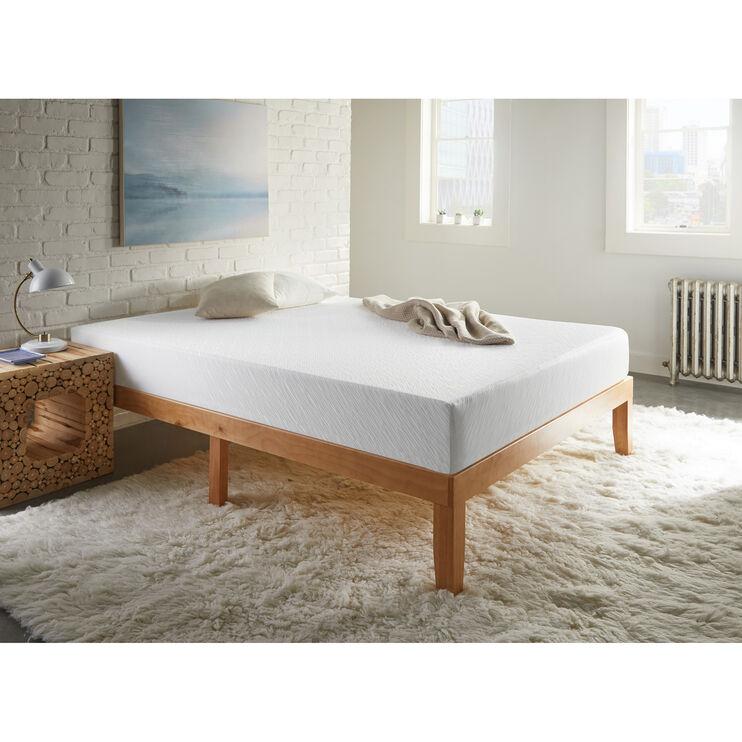 Sleep Inc 8 Inch Medium Firm Twin XL Mattress in a Box