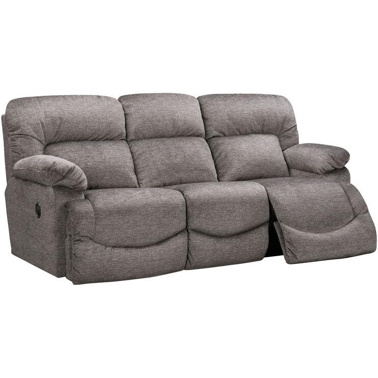 Asher Sable Power Reclining Sofa