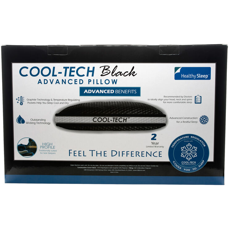 CoolTech King High Cool Tech Pillow