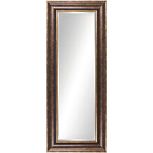 Mirror Bronze Rectangular