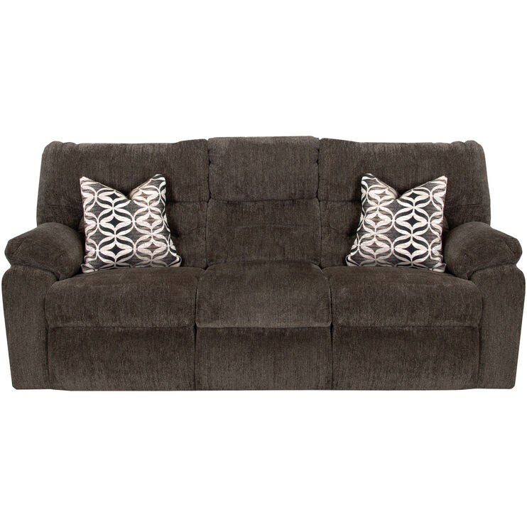 Nome Tiger Eye Power Plus Reclining Sofa