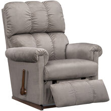 Vail Pewter Rocker Recliner