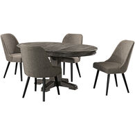 Foundry 5Pc Round Dining Set