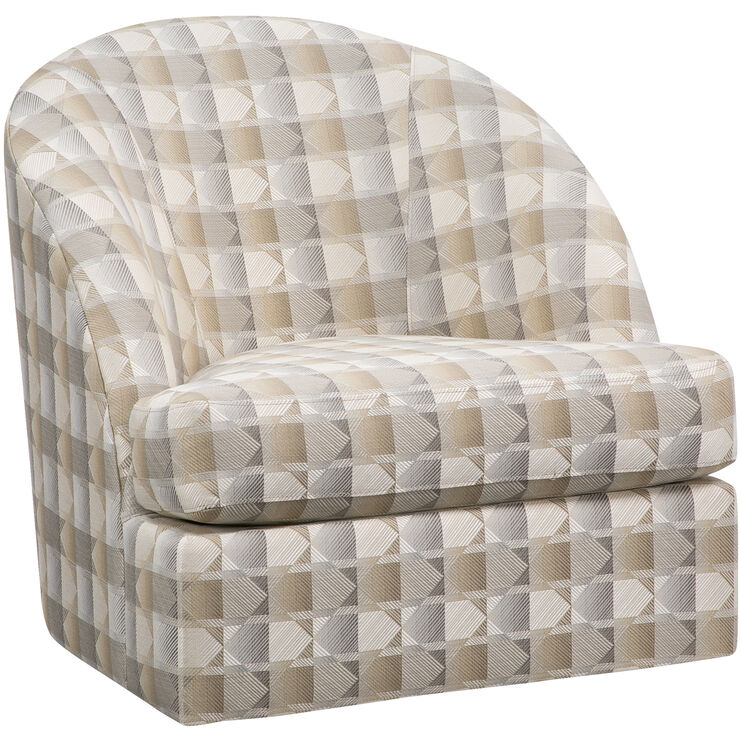 Solo Swivel Accent Chair